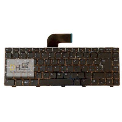 Teclado Para Portatil Dell N4110 Nuevo 1 Año De Garantia