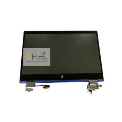 Pantalla Completa Tactil Hp X360 14-cd 14.0 Fhd Ips Azul