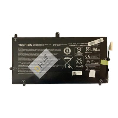 Original Batería Toshiba Pa5242u 1brs Radius 12 P20w-c