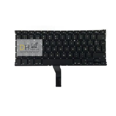 Teclado Mac Book Air A1369 A1466 Mc965 Mc966 13 Blacklit