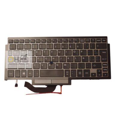 Teclado Toshiba Z10 Negro Nuevo