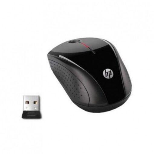 Mouse HP X3000 Inalámbrico Negro
