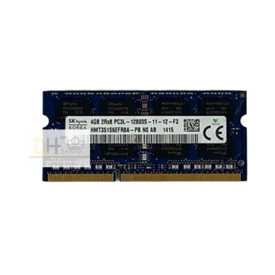 Memoria Ram Portatil Ddr3l Pc12800 4gb Hynix