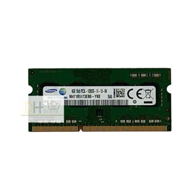 Memoria Ram Portatil Ddr3l Pc12800 4gb Samsung