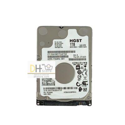 Disco Duro Pull Slim Portátil 1 Tera Hgst Hitachi 1000gb