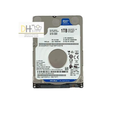 Disco Duro Pull Slim Portatil 1 Tera Wd Blue Hdd 1000gb