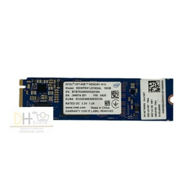 Original Memoria Intel Optane Memory Module 16gb M.2