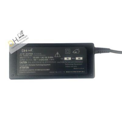 Cargador Asus Ultrabook 19v 3.42a Nuevo 4.0mm X 1.35mm