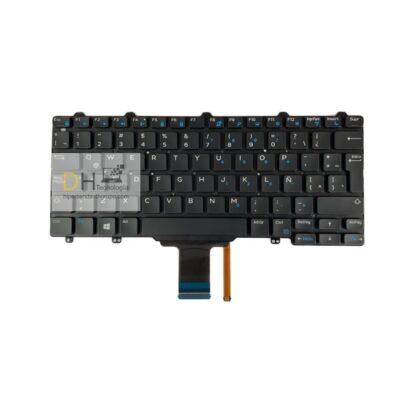 Teclado Portatil Dell Latitude 7275 E5270 E7270 Iluminado
