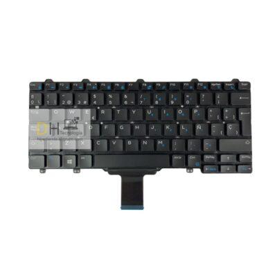 Teclado Portatil Dell Latitude 7275 E5270 E7270 Español New