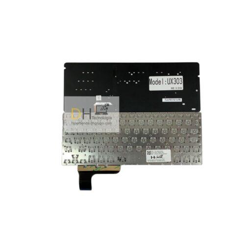 Teclado Asus Zenbook Ux303 Ux302 Español Retroiluminado