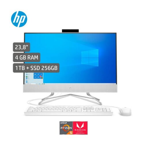 Desktop HP All in One 24 dd0021la AMD Ryzen 5 3500U 1TB