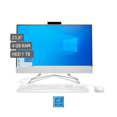 Desktop HP All in One 24 df0004la Intel Celeron J4025 1TB