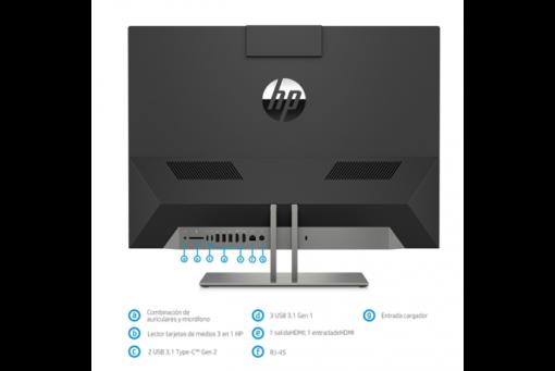 Desktop Hp All in One 24 xa100la AMD Ryzen 3 3200U 1TB