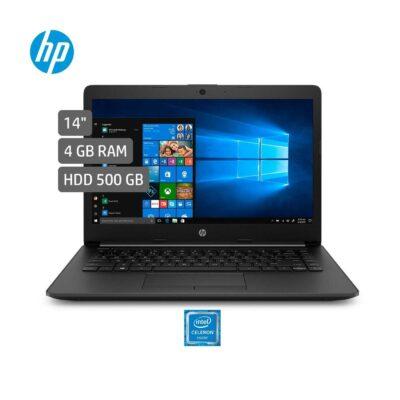 Portátil HP Laptop 14 ck2095la Intel Celeron N4020 500GB