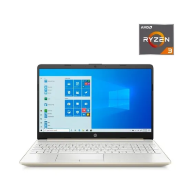Portátil HP Laptop 15 ef1008la AMD Ryzen 3 4300U 256GB