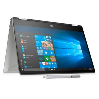 Portátil HP Laptop x360 14 dh1008la Intel Core i7-10510U 256GB