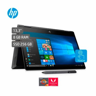 Portátil HP Laptop x360 15 ed1013la Intel Core i5-1135G7 256GB Touch