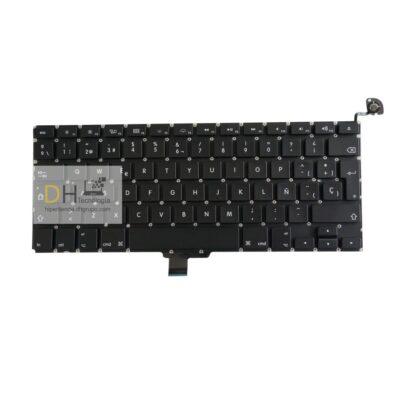 Teclado Macbook Pro Unibody A1278 A1342 Español Blacklit