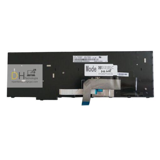 Teclado Lenovo Thinkpad Edge E550 E55 Español Nuevo