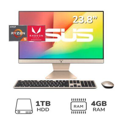 Desktop ASUS All in One M241DAK BA190T AMD Ryzen 5 3500U 1TB