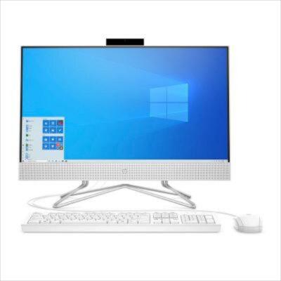 Desktop HP All in One 22 df0010la Intel Core i3 10110U 1TB
