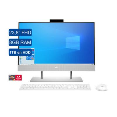 Desktop HP All in One 24 dp0001la AMD Ryzen 5 4500U 1TB