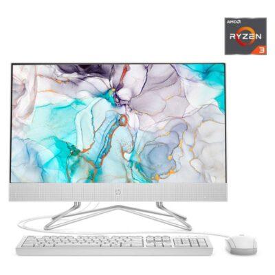 Portátil HP All in One 22 dd0020la AMD Ryzen 3 3250U 1TB